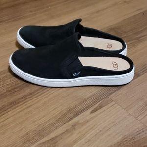 Black UGG Gene Sneakers
